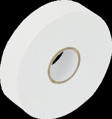 lepící páska oboustr.  18 x 5 pěnová bílá 130-1215(5903364234331)