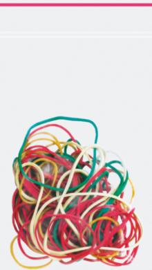 gumičky barevné mix 25gr 130-1062(5903364264550)