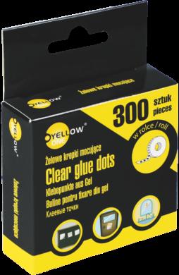 lepící tečky 300ks yellow one 125-1042(5903364277529)