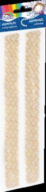samolepky kamínky 170-2464 zlaté(5903364278922)