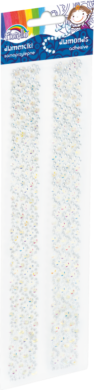 kamínky pásek 170-2465 stříbrné(5903364278946)