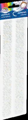 samolepky kamínky 170-2465 stříbrné(5903364278946)
