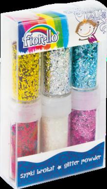 glitry konfety Fiorello GR-B10 B6 6x10g mix 170-2480(5903364279127)