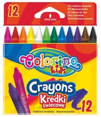voskovky Colorino 12 ks(5907690813314)