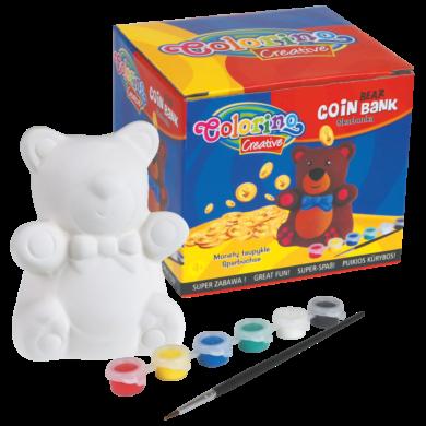 pokladnička Colorino medvídek(5907690831950)