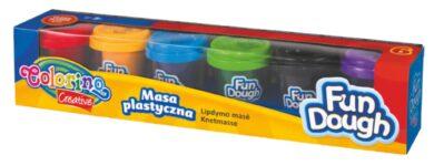 model.hmota Colorino Fun Dough   6x56g(5907690832049)