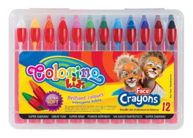 barvy obličejové Colorino 12ks(5907690832650)