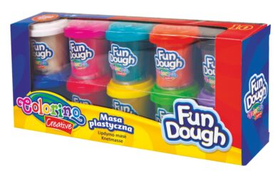 model.hmota Colorino Fun Dough  10x56g  (5907690834302)