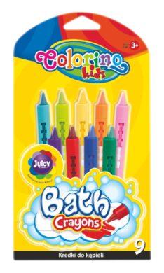 pastely Colorino do vany 9ks(5907690838973)