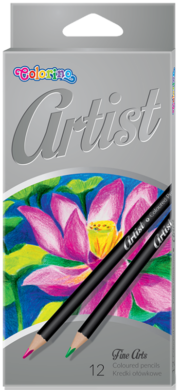 pastelky Colorino Artist 12ks(5907690865498)
