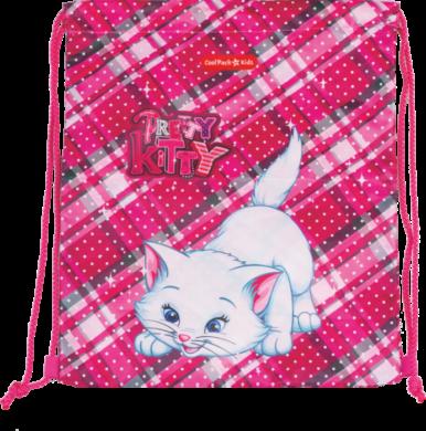 sáček na cvičky CoolPack Pretty Kitty(5907690866730)
