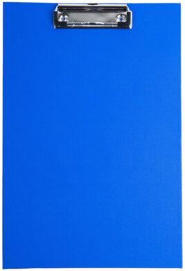 podložka A4 jednodeska karton/PP modrá 009087(5907814634207)