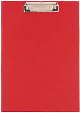 podložka A4 jednodeska karton/PP červená 009450(5907814635686)