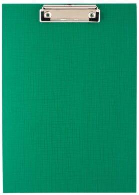 podložka A4 jednodeska karton/PP zelená 009451(5907814635693)