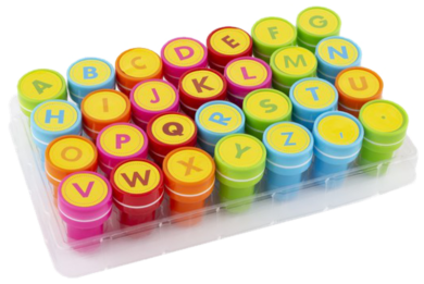 razítka pro děti abeceda 009559(5907814636744)