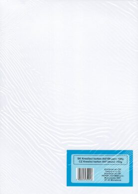 karton kreslící A4 10ks(5908243659946)