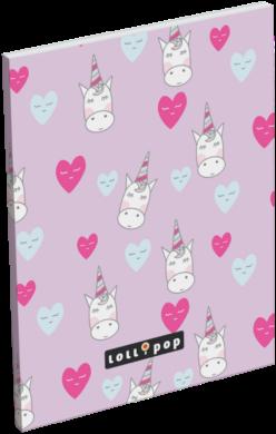 žblok A7 Lollipop Unicorn 18316835(5997416531684)