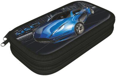 penál 2 patra prázdný Geo Technic Blue 15356601(5997416535668)