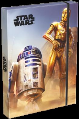 box na sešity A5 Star Wars Classic Droids 17360908(5997416536092)