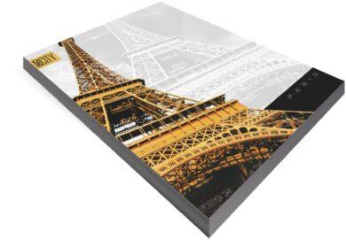 blok s magnetem A5 50l Geo City Paris 15387002(5997416538706)