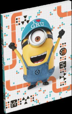 blok A7 Minions I Love Gru 18428840(5997416542888)