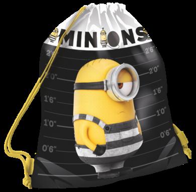 žsáček na cvičky Minions Stripe 17436722(5997416543670)