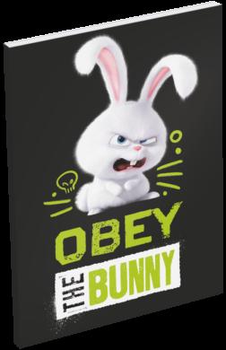 blok A6 čistý lep.bok The Secret Life of  Pets Bunny 16441703(5997416544172)