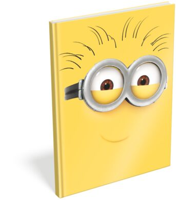záznamní kniha Lizzy A6 čistá Minions Goggle 16445302(5997416544530)