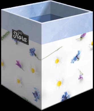 stojánek  na tužky hranatý Geo Flora Daisy 17456415(5997416545643)
