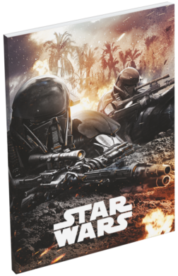 blok A7 Star Wars Rogue One Trench 16500308(5997416550036)