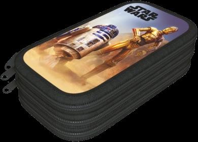 žpenál 3 patra prázdný Star Wars Classic Droids 17506308(5997416550630)