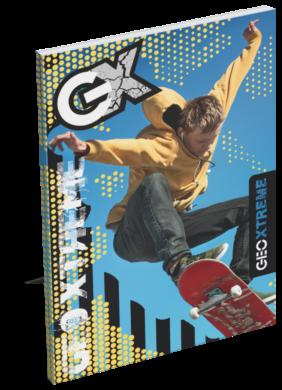 blok A6 čistý lep.bok Geo Xtreme Pro 18519107(5997416551910)