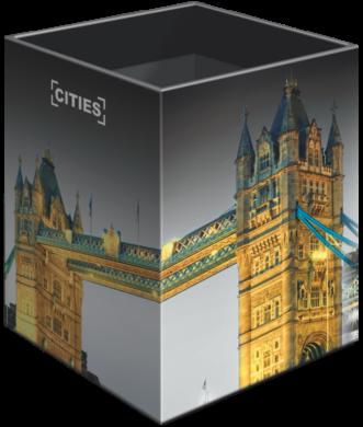stojánek  na tužky hranatý Cities London 18556601(5997416555666)