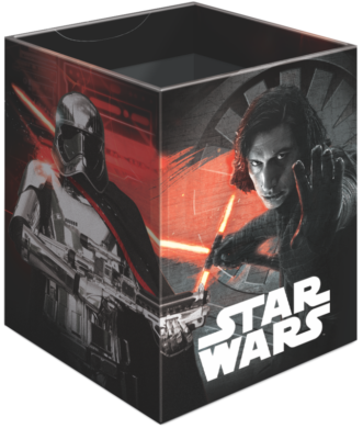 stojánek  na tužky hranatý Star Wars 8 The Force 18556911(5997416555697)