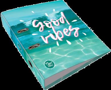 pořadač pákový A4 LIZZY 7,5cm Good Vibes Ocean 18569104(5997416556915)