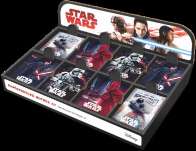 blok A7  display Star Wars 8 mix 80ks 18571410(5997416557141)