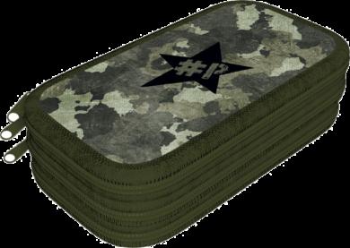 penál 3 patra prázdný Peace Forrest 19622404(5997416562244)