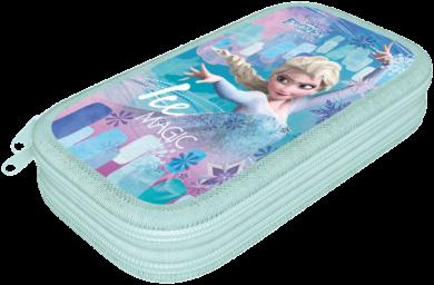 penál 2 patra prázdný Frozen Magic 19625827(5997416562589)