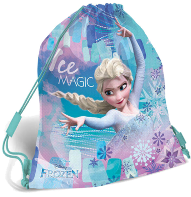 sáček na cvičky Frozen Magic 19627527(5997416562756)