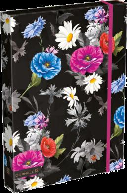 box na sešity A4 Cornell Flower 19629347(5997416562930)