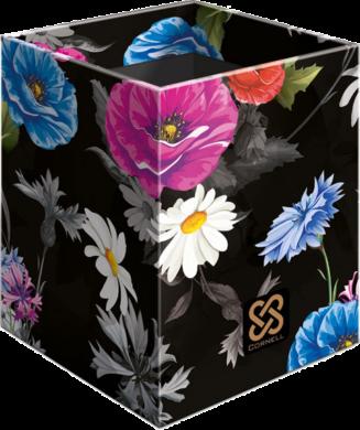 stojánek  na tužky hranatý Cornell Flower 19631447(5997416563142)