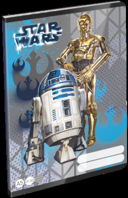 sešit A5 32l linka Star Wars Heroes Droids 19658401(5997416565849)