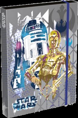 box na sešity A4 Star Wars Heroes Droids 19662101(5997416566211)