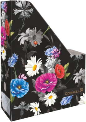 box na sešity skládací A4 Cornell Flower 19674547(5997416567454)