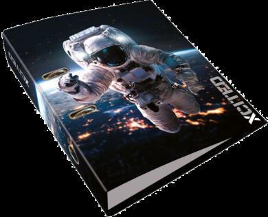 pořadač pákový A4 LIZZY 7,5cm X-Cited Astronaut 19695203(5997416569526)
