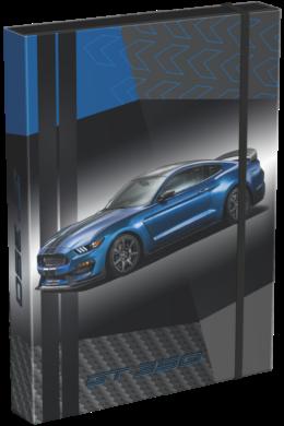 box na sešity A4 Ford Mustang Blue 20764803(5997416576487)