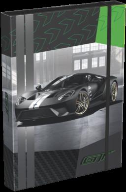 žbox na sešity A4 Ford GT Green 20764902(5997416576494)