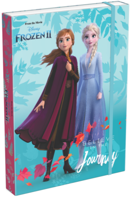 box na sešity A4 Frozen 2 Believe 20765401  (5997416576548)