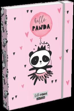 box na sešity A5 Lollipop Hello Panda 20766349(5997416576630)