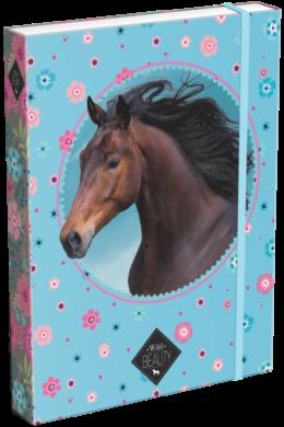 box na sešity A5 Wild Beauty Blue 20766606(5997416576661)